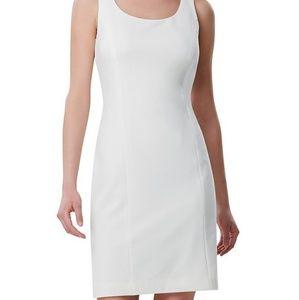 Tahari ASL White Dress